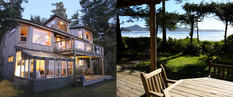 - Tofino Accommodation