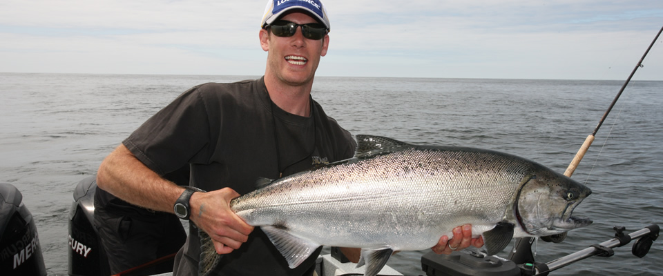 Sport fishing - Tofino Accommodation