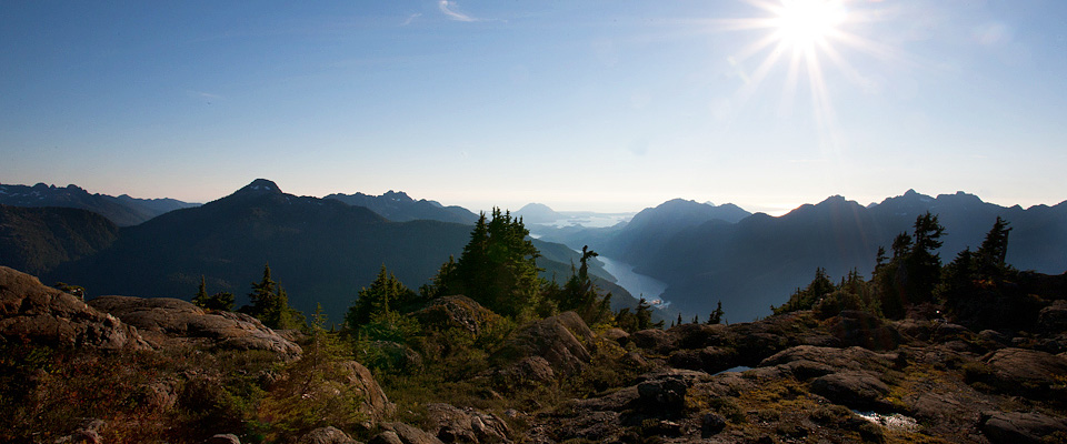 Hike the Mountains and Look Down on Tofino - Tofino Accommodation