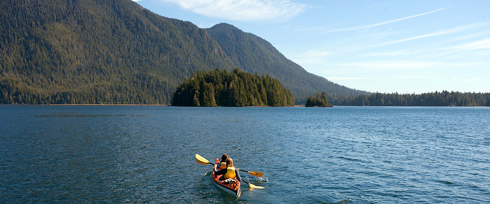 Explore Nature at it's Finest - Tofino Accommodation